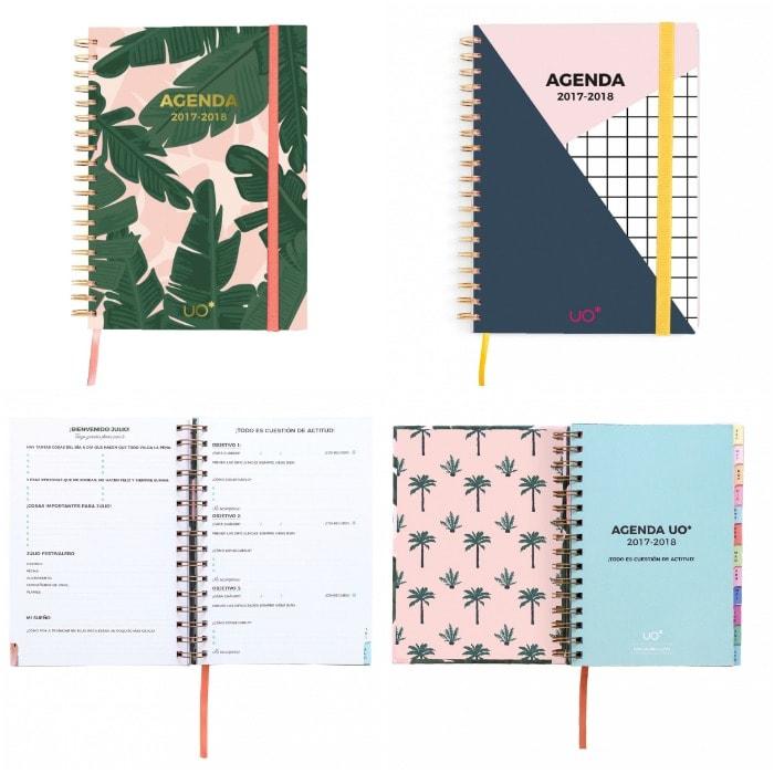 Agenda Uo estudio 2017-2018