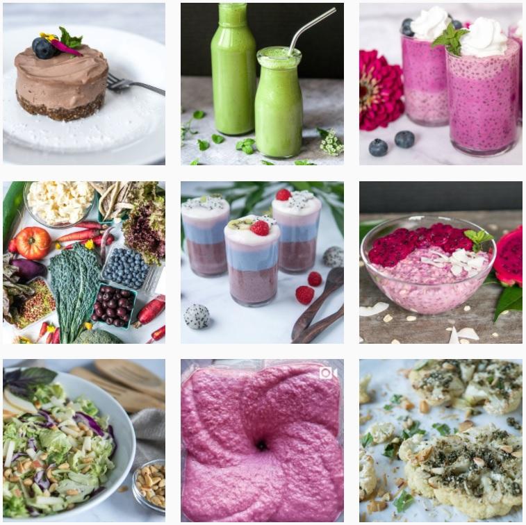 comida en instagram theaharalife