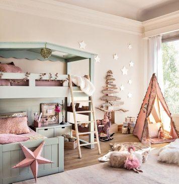 habitaciones bonitas infantiles