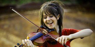 Lindsey Stirling música violín
