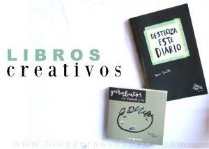 Libros creativos y divertidos