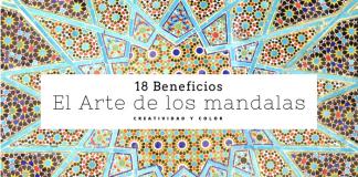 Beneficios que ofrece pintar mandalas