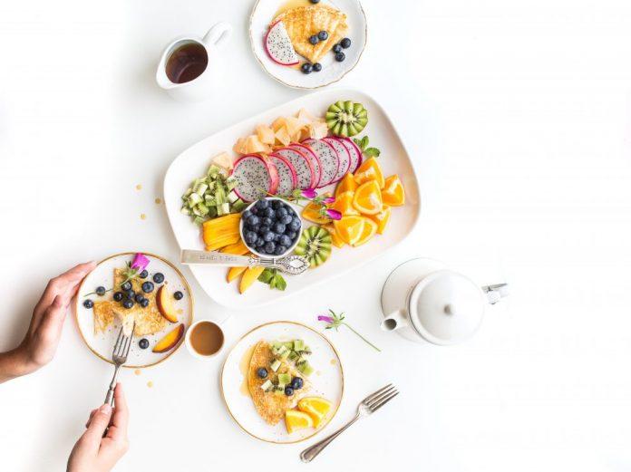 Alimentación saludable ecológica