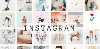 cuentas de instagram del mundo del arte la ilustración y el dibujo