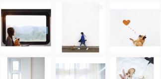 Fotografía en Instagram