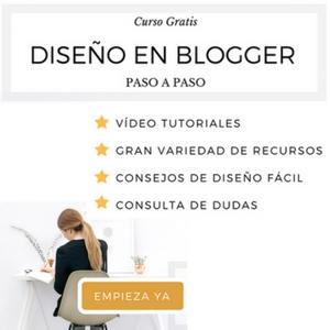 personaliza tu blog en blogger