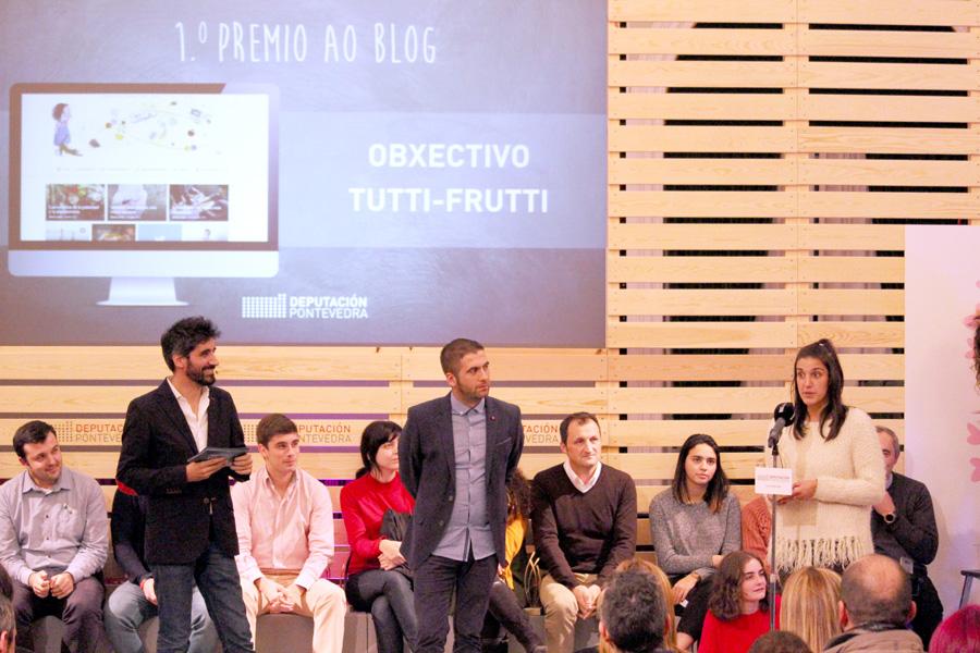 Primer premio blogs a la juventud provincia de pontevedra