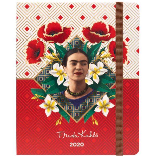 Agenda-20192020-semana-vista-Premium-17-meses-Frida-Kahlo-1-1