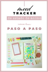 mood tracker de estado de ánimo
